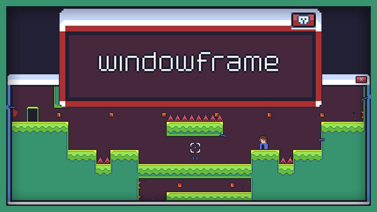 Indiekings over Windowframe
