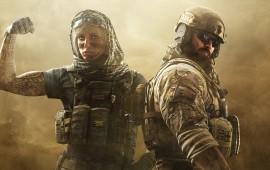 Rainbow Six Siege - Operation Dust Line Review