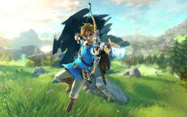 The Legend of Zelda: Breath of the Wild E3 2016 Preview