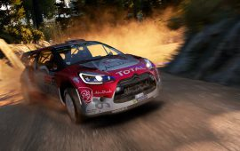 WRC 6 met VR E3 2016 Preview