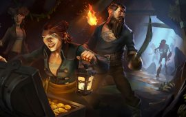 Sea of Thieves E3 2016 Preview
