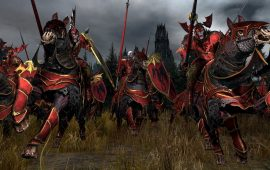 Total War: Warhammer patch brengt balans en Blood Knights