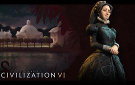 Catherine de' Medici is aanvoerder van de Fransen in Civilization 6