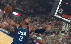 NBA 2K17 Gamescom 2016 Preview