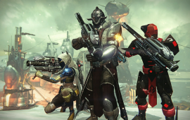 Destiny: Rise of Iron Gamescom 2016 Preview