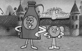 Bottle & Cappy bereiden je voor op Fallout 4: Nuka-World