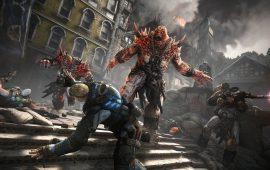 gameplay van Gears of War 4