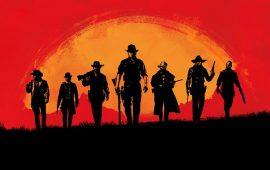 Red Dead Redemption 2 trailer!