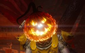 Vier Halloween in Destiny met The Festival of the Lost