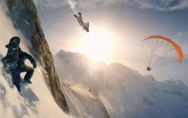 De open beta van Steep start in November
