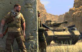 Sniper Elite 4 preview