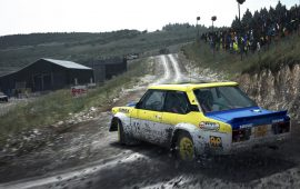 DiRT Rally heeft nu PlayStation VR support
