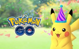 Pokémon GO viert Pokémon Day