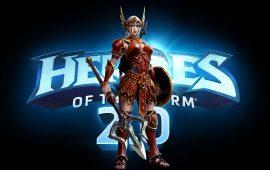 Heroes of the Storm 2.0 Update brengt Loot Chests en nieuwe Hero Cassia