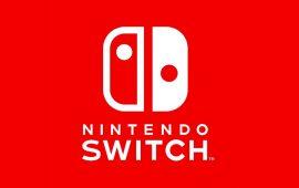 Nintendo Switch UI
