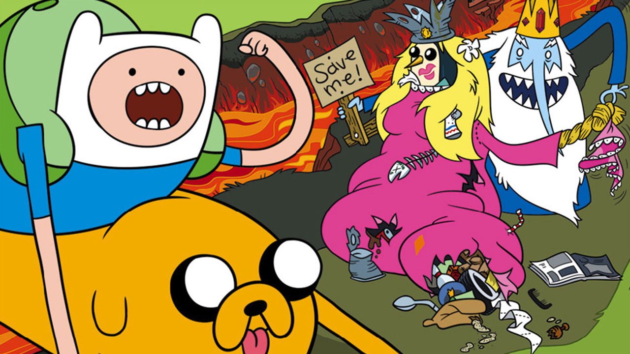 Adventure Time 3DS Review