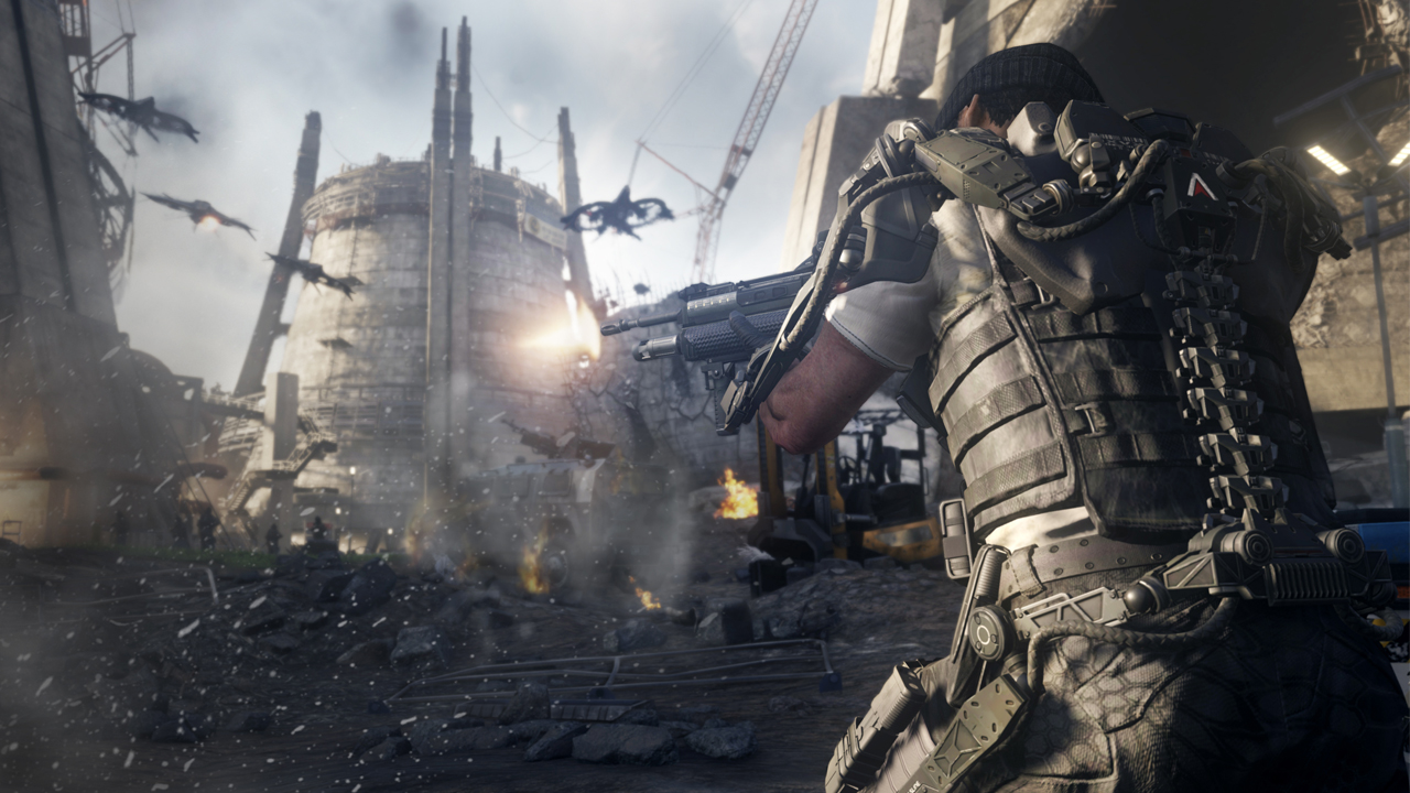 COD_Advanced_Warfare_Splash