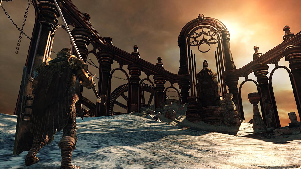 Skate is Dark Souls 2: Crown of the Sunken King de koning