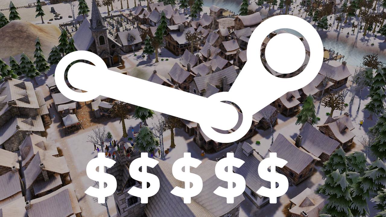 De Kwestie over de prijsbepaling van games op Steam