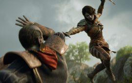 The Elder Scrolls Online: Morrowind Battlegrounds PVP trailer