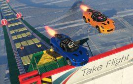GTA Online's Stunt Race Creator krijgt speciale auto's