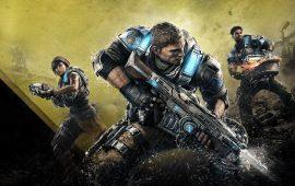 Xbox One versie van Gears of War 4