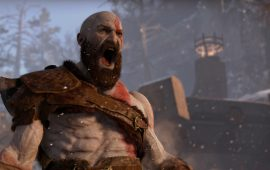 God of War E3 2016 Preview