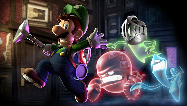 Luigi´s Mansion 2 review