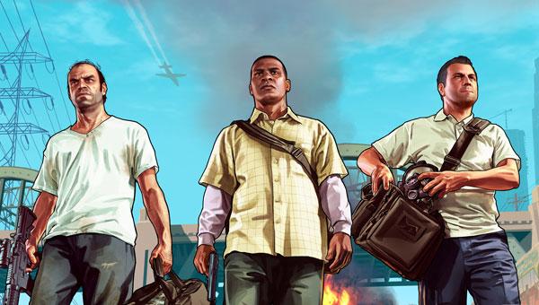 Op 30 april verschijnen nieuwe Grand Theft Auto V trailers