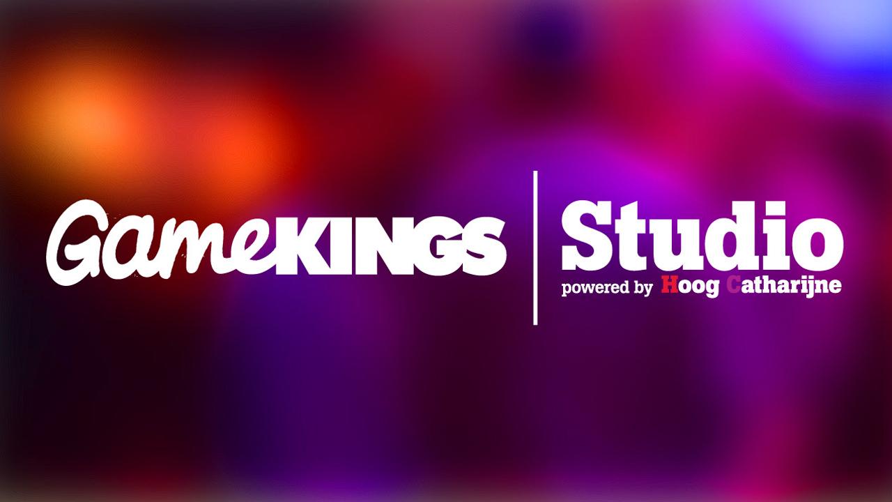 Opening van Gamekings Studio livestream