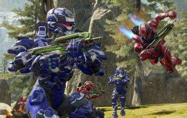 Nieuwe content Halo 5: Guardians scheurt vandaag naar je toe