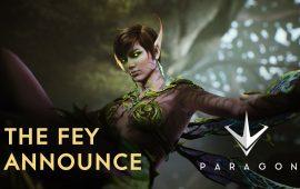Nieuwe hero The Fey aangekondigd in deze Paragon trailer