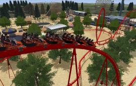 Rollercoaster Dreams rolt later dit jaar uit op de PS4 en PSVR