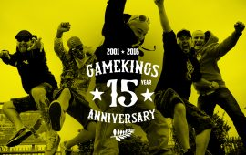 Gamekings 15th Anniversary Party