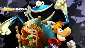 Rayman Legends battle op de redactie
