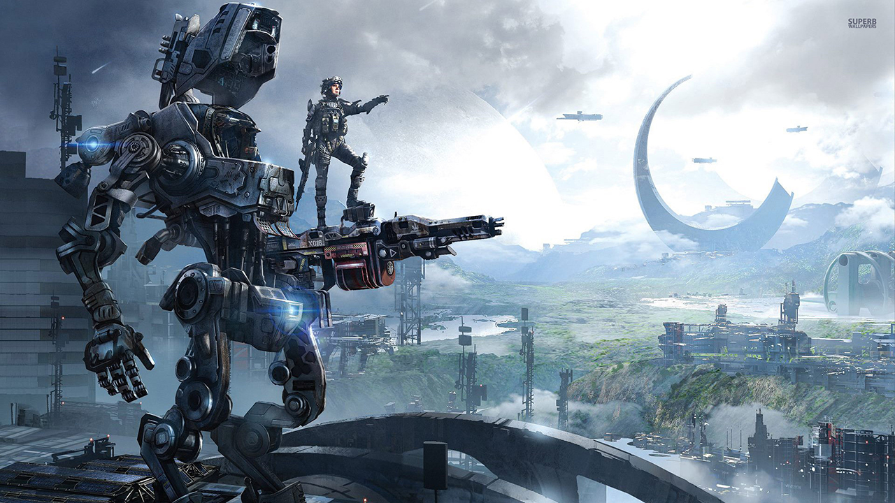 Titanfall: Frontier's Edge DLC