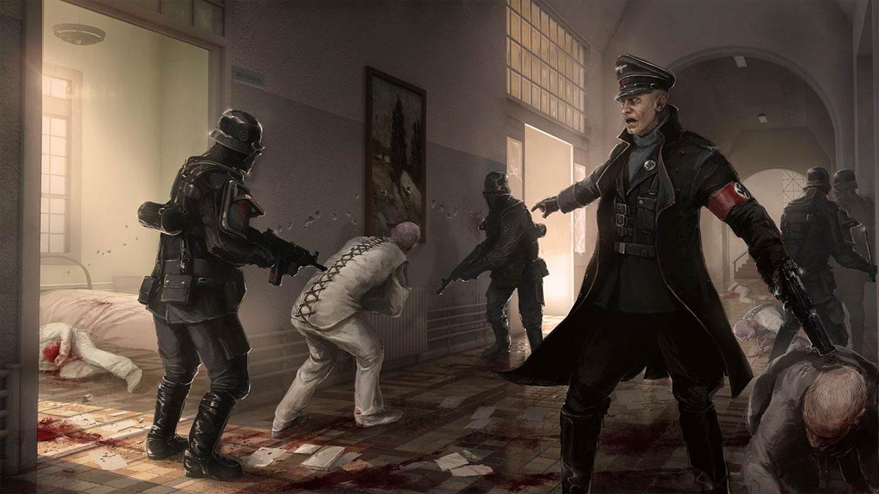 Wolfenstein: The New Order Hands-on