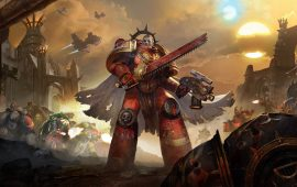 Warhammer 40,000 Dawn of War Multiplayer Beta