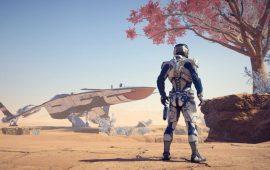 Eerste stappen in Mass Effect: Andromeda