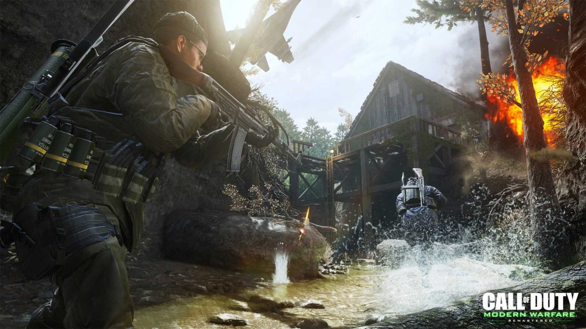 Call of Duty: Modern Warfare Remastered Variety Map Pack Review
