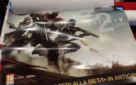 Destiny 2 uitgelekte poster