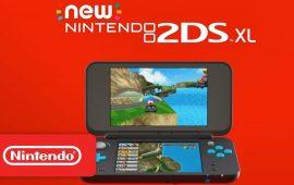 Nintendo kondigt geheel onverwacht de New Nintendo 2DS XL aan