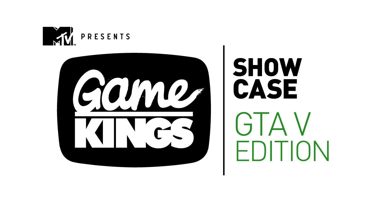 Gamekings Showcase GTA V Edition