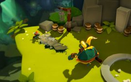 Indiekings over Mages of Mystralia en de Game Awards