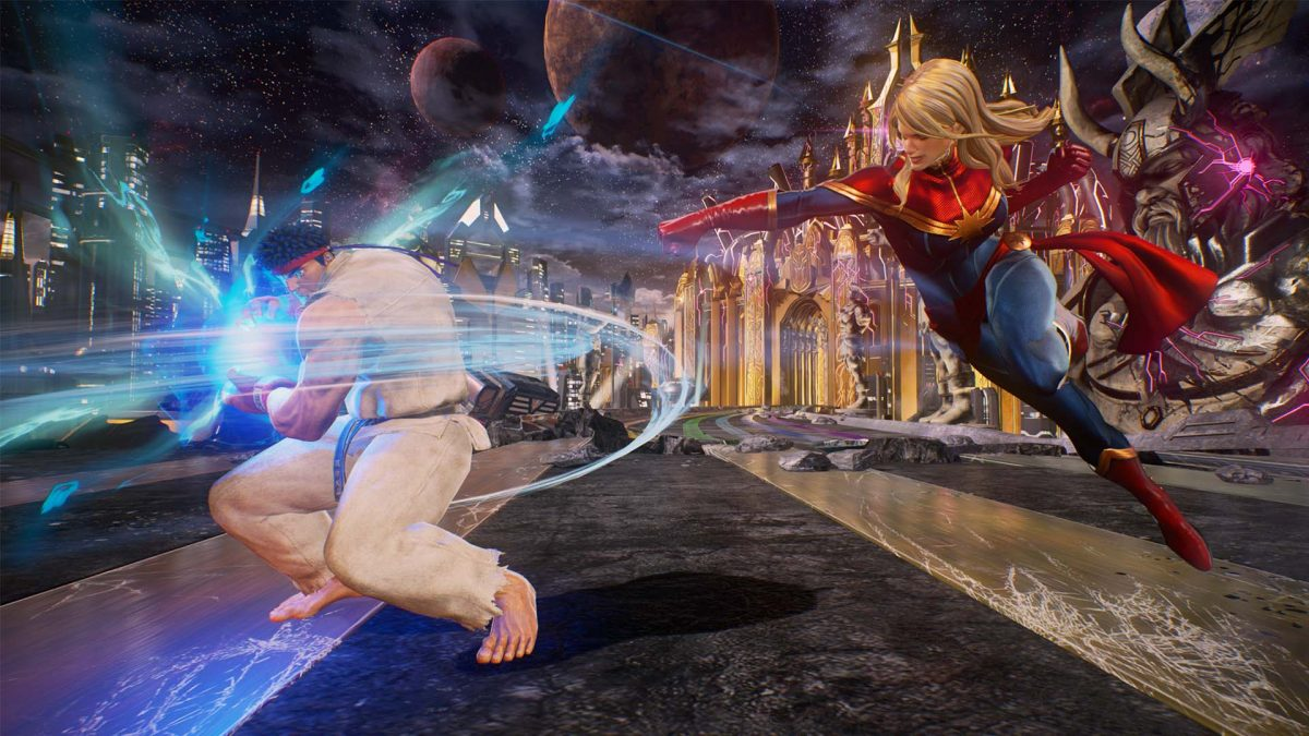 Marvel vs. Capcom: Infinite Preview
