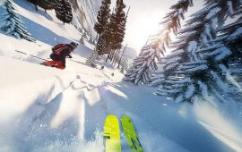 Extreme sports en GoPro komen samen in deze Steep Gameplay trailer