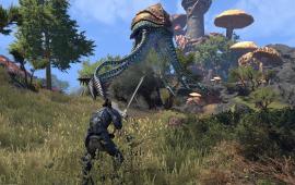 The Elder Scrolls Online: Morrowind Preview