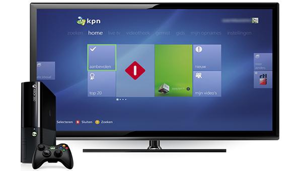 De Kpn Itv Online App Is Nu Beschikbaar Voor De Xbox 360