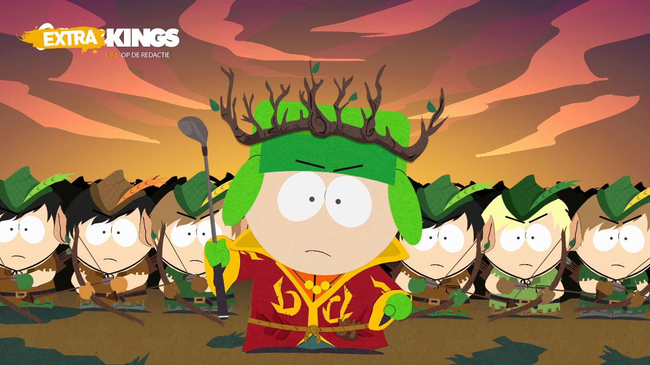 Gamekings Extra: Boris en Skate spelen South Park: The Stick of Truth