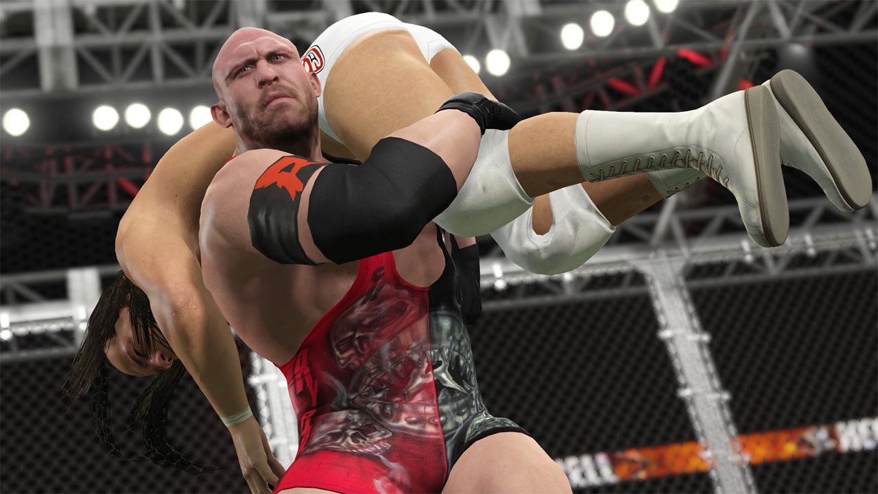 2K Games kondigt WWE 2K aan voor iOS en Android